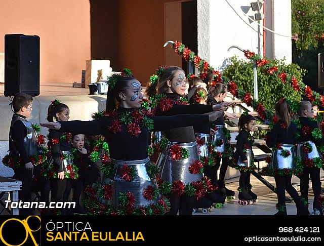 Patinaje en Navidad, Papá Noel y Trofeo Amistad - 4