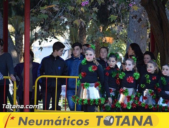 Patinaje en Navidad, Papá Noel y Trofeo Amistad - 7
