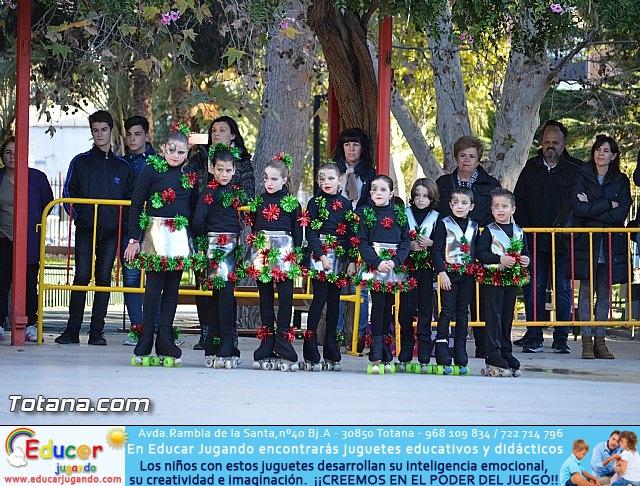 Patinaje en Navidad, Papá Noel y Trofeo Amistad - 17