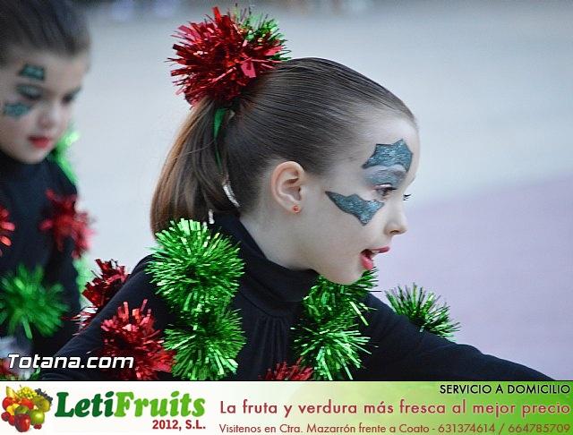 Patinaje en Navidad, Papá Noel y Trofeo Amistad - 18