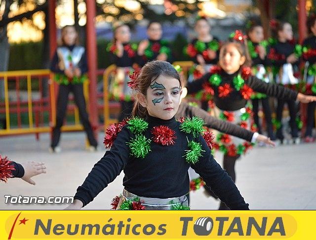 Patinaje en Navidad, Papá Noel y Trofeo Amistad - 21