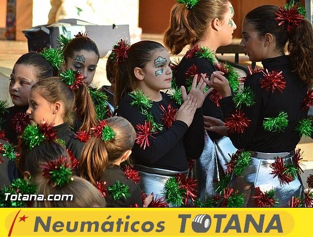 Patinaje en Navidad, Papá Noel y Trofeo Amistad - 28