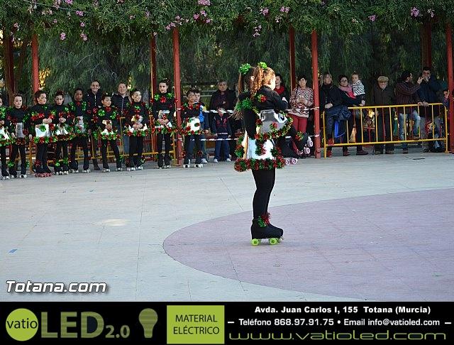 Patinaje en Navidad, Papá Noel y Trofeo Amistad - 29