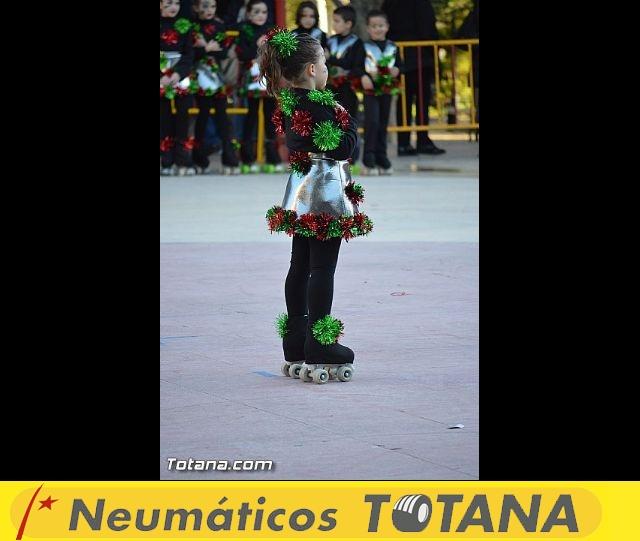 Patinaje en Navidad, Papá Noel y Trofeo Amistad - 30
