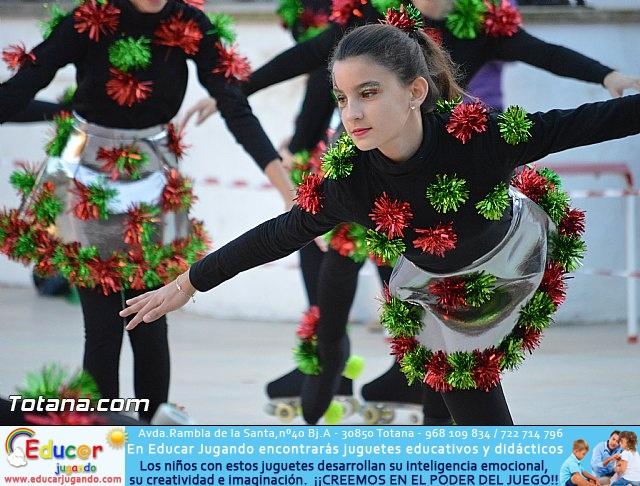 Patinaje en Navidad, Papá Noel y Trofeo Amistad - 35
