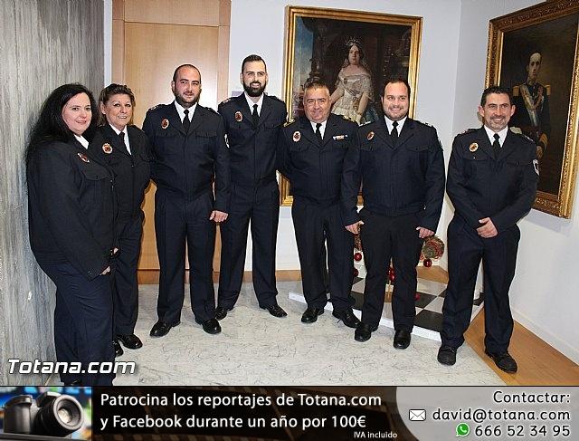 Entrega de condecoraciones a voluntarios de Protección Civil - 4