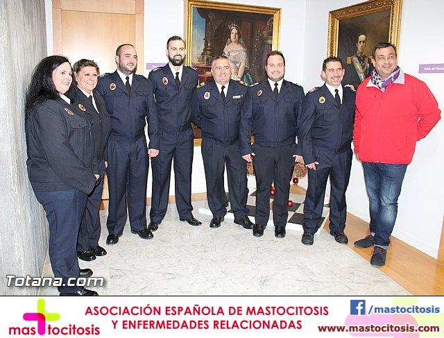Entrega de condecoraciones a voluntarios de Protección Civil - 5
