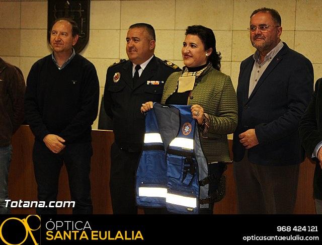 Entrega de condecoraciones a voluntarios de Protección Civil - 49