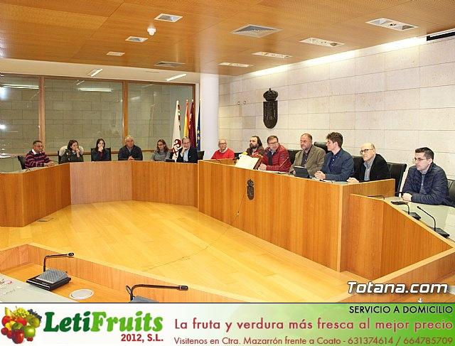 Toman posesión los siete alcaldes pedáneos y la Junta Vecinal de El Paretón-Cantareros para esta legislatura 2019/2023 - 1