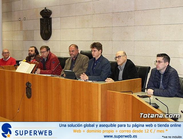 Toman posesión los siete alcaldes pedáneos y la Junta Vecinal de El Paretón-Cantareros para esta legislatura 2019/2023 - 2