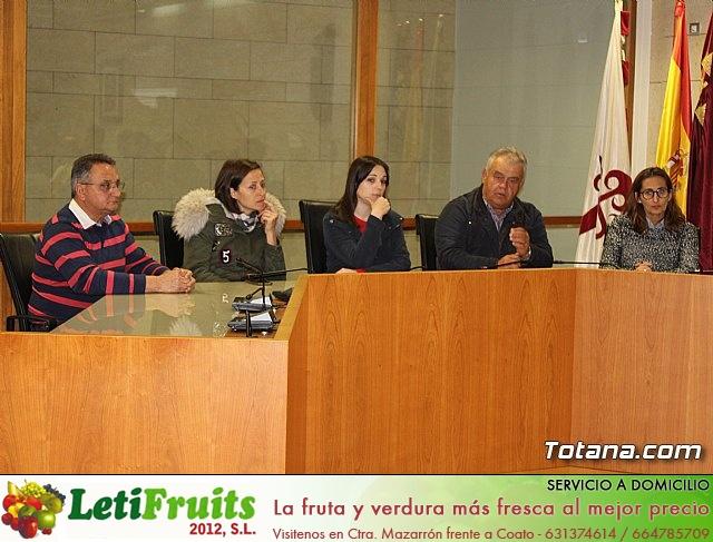 Toman posesión los siete alcaldes pedáneos y la Junta Vecinal de El Paretón-Cantareros para esta legislatura 2019/2023 - 4