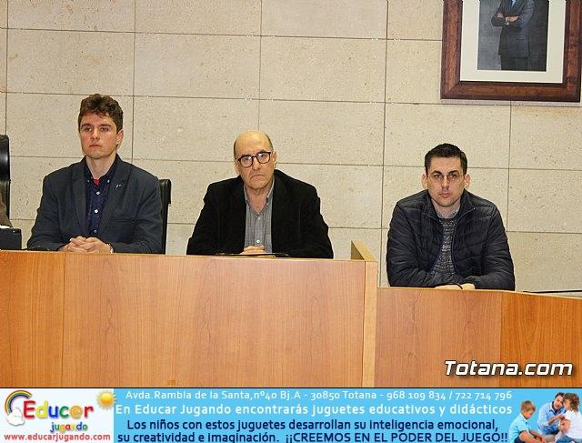 Toman posesión los siete alcaldes pedáneos y la Junta Vecinal de El Paretón-Cantareros para esta legislatura 2019/2023 - 7