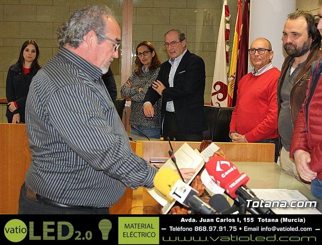 Toman posesión los siete alcaldes pedáneos y la Junta Vecinal de El Paretón-Cantareros para esta legislatura 2019/2023 - 15