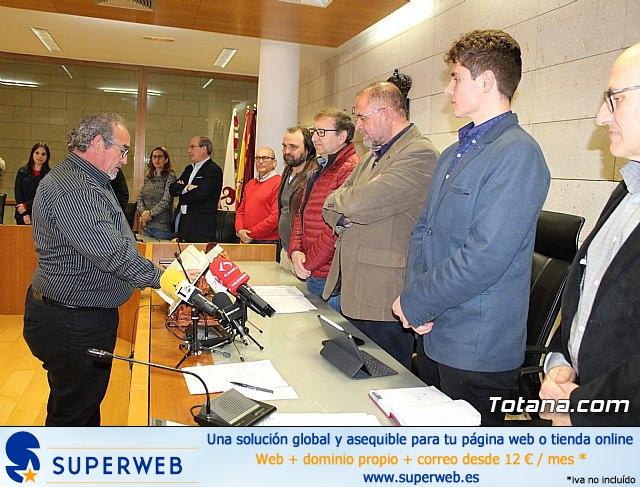Toman posesión los siete alcaldes pedáneos y la Junta Vecinal de El Paretón-Cantareros para esta legislatura 2019/2023 - 16