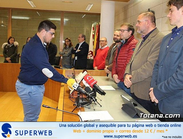 Toman posesión los siete alcaldes pedáneos y la Junta Vecinal de El Paretón-Cantareros para esta legislatura 2019/2023 - 19