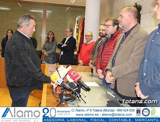 Toman posesión los siete alcaldes pedáneos y la Junta Vecinal de El Paretón-Cantareros para esta legislatura 2019/2023 - 23