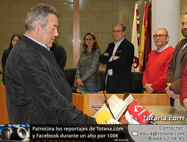 Toman posesión los siete alcaldes pedáneos y la Junta Vecinal de El Paretón-Cantareros para esta legislatura 2019/2023 - 24