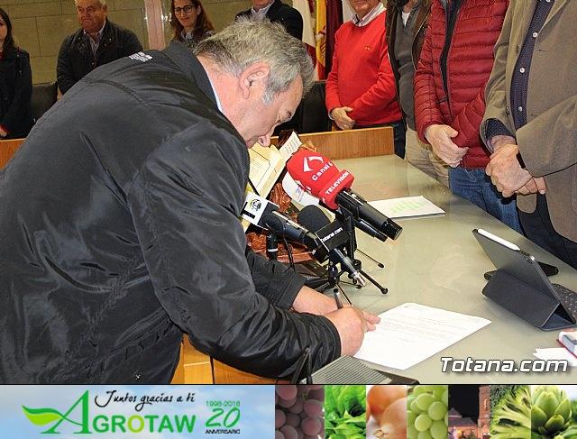 Toman posesión los siete alcaldes pedáneos y la Junta Vecinal de El Paretón-Cantareros para esta legislatura 2019/2023 - 25