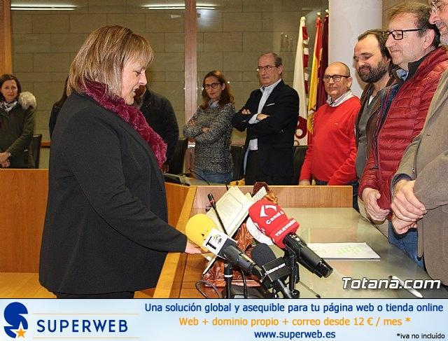 Toman posesión los siete alcaldes pedáneos y la Junta Vecinal de El Paretón-Cantareros para esta legislatura 2019/2023 - 36