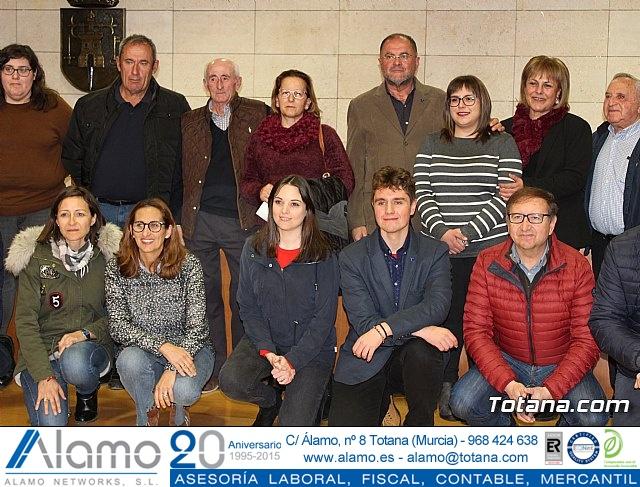 Toman posesión los siete alcaldes pedáneos y la Junta Vecinal de El Paretón-Cantareros para esta legislatura 2019/2023 - 72