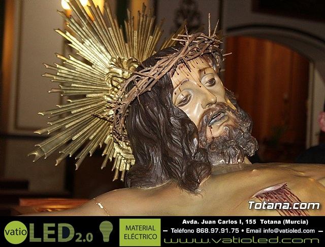 Procesión penitencial - Lunes Santo 2019 - 2