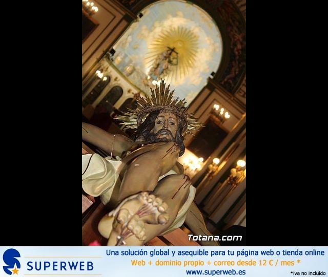Procesión penitencial - Lunes Santo 2019 - 8