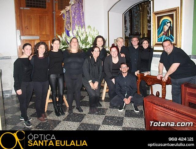 Procesión penitencial - Lunes Santo 2019 - 11