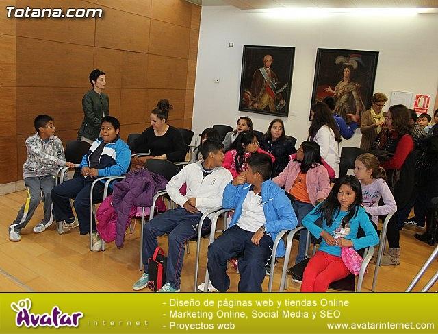 Lectura del manifiesto del Día de los Derechos del Niño 2013 - 3