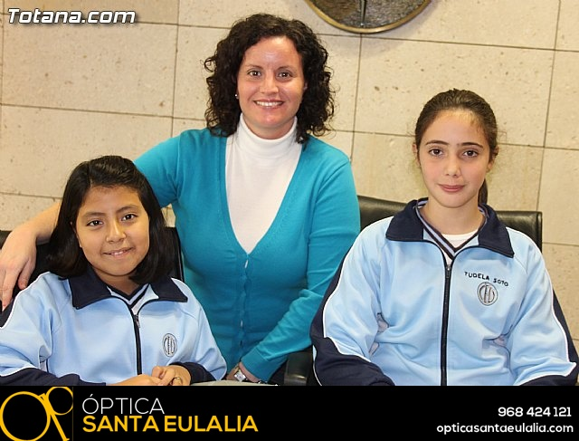 Lectura del manifiesto del Día de los Derechos del Niño 2013 - 19