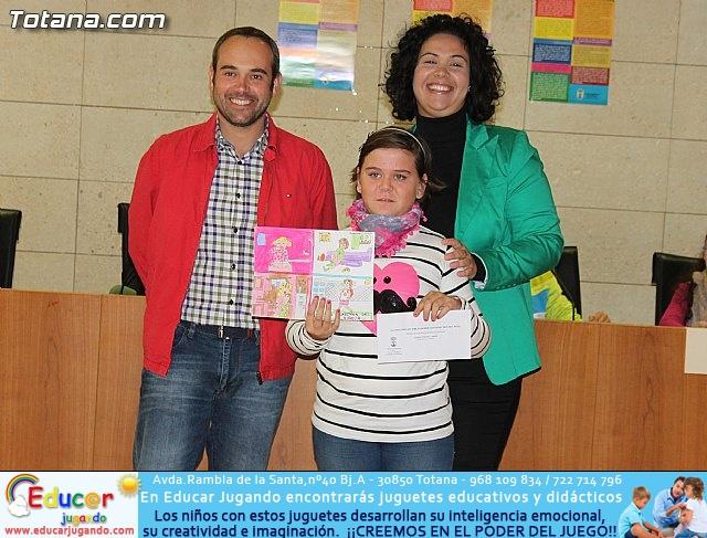 Lectura del manifiesto del Día de los Derechos del Niño 2013 - 39
