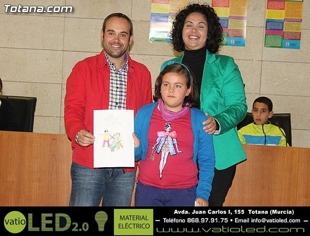 Lectura del manifiesto del Día de los Derechos del Niño 2013 - 42