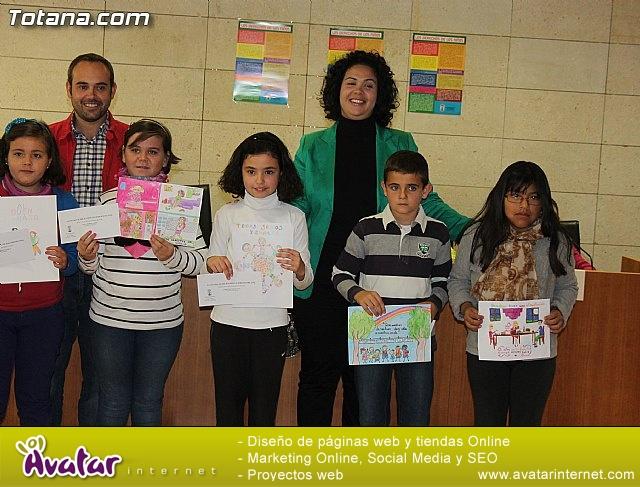 Lectura del manifiesto del Día de los Derechos del Niño 2013 - 45
