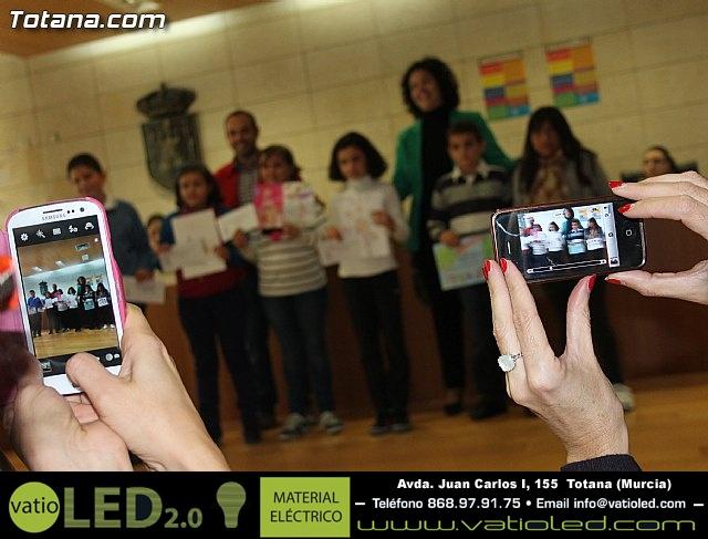 Lectura del manifiesto del Día de los Derechos del Niño 2013 - 46