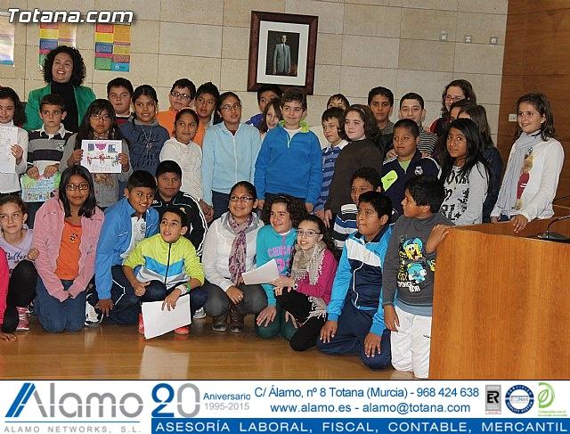 Lectura del manifiesto del Día de los Derechos del Niño 2013 - 49