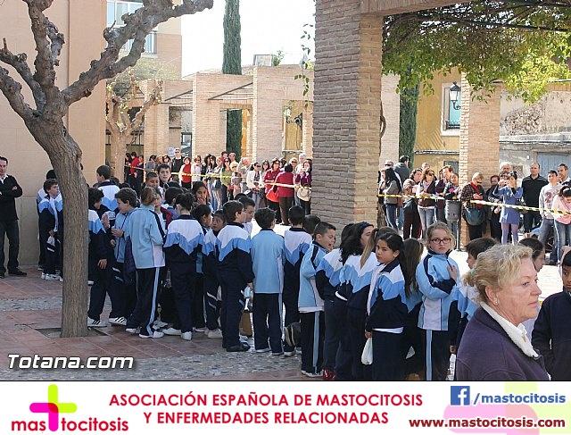 Procesión infantil Colegio la Milagrosa - Semana Santa 2013 - 1
