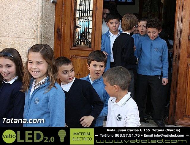 Procesión infantil Colegio la Milagrosa - Semana Santa 2013 - 2