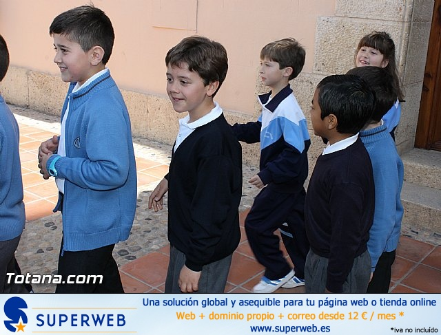 Procesión infantil Colegio la Milagrosa - Semana Santa 2013 - 3