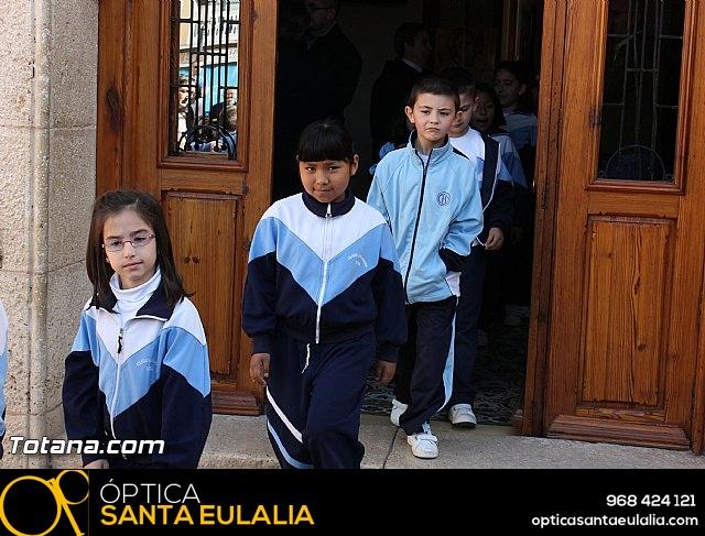 Procesión infantil Colegio la Milagrosa - Semana Santa 2013 - 4