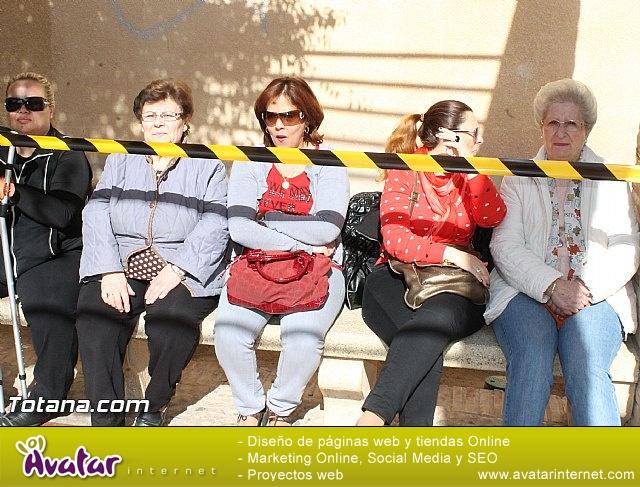 Procesión infantil Colegio la Milagrosa - Semana Santa 2013 - 7