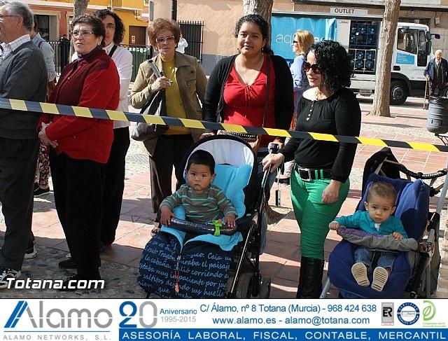 Procesión infantil Colegio la Milagrosa - Semana Santa 2013 - 11