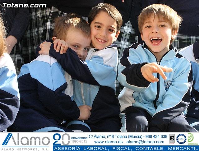 Procesión infantil Colegio la Milagrosa - Semana Santa 2013 - 14