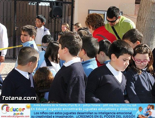 Procesión infantil Colegio la Milagrosa - Semana Santa 2013 - 16