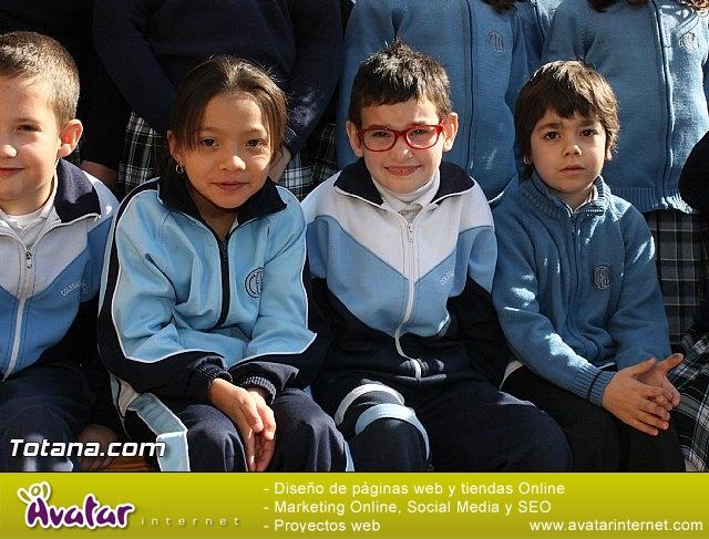 Procesión infantil Colegio la Milagrosa - Semana Santa 2013 - 19