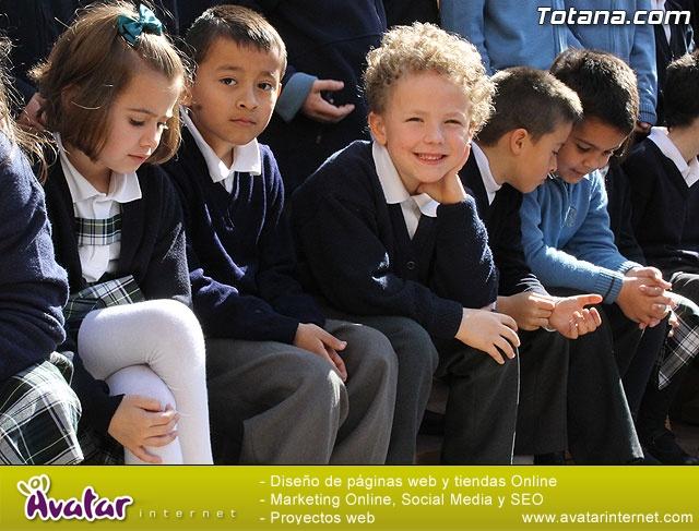 Procesión infantil Colegio la Milagrosa - Semana Santa 2013 - 20