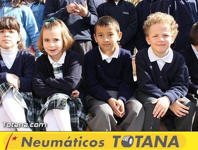 Procesión infantil Colegio la Milagrosa - Semana Santa 2013 - 24
