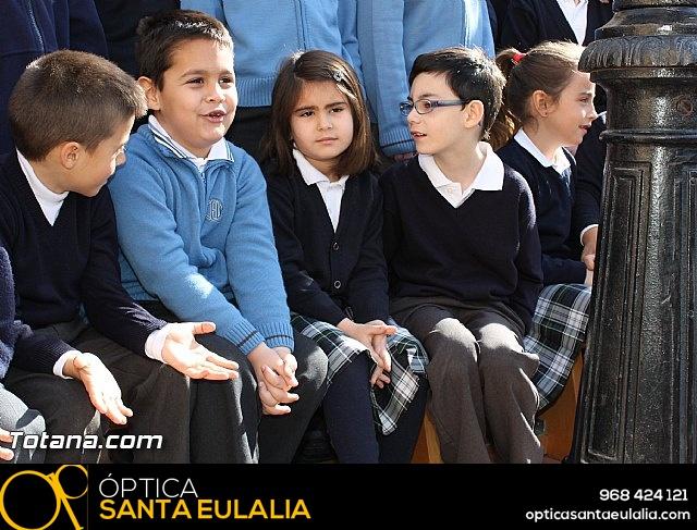 Procesión infantil Colegio la Milagrosa - Semana Santa 2013 - 25