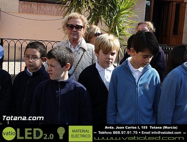 Procesión infantil Colegio la Milagrosa - Semana Santa 2013 - 26