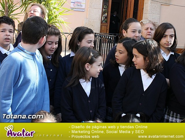 Procesión infantil Colegio la Milagrosa - Semana Santa 2013 - 27
