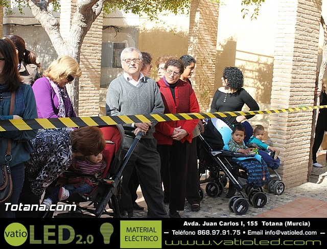 Procesión infantil Colegio la Milagrosa - Semana Santa 2013 - 34