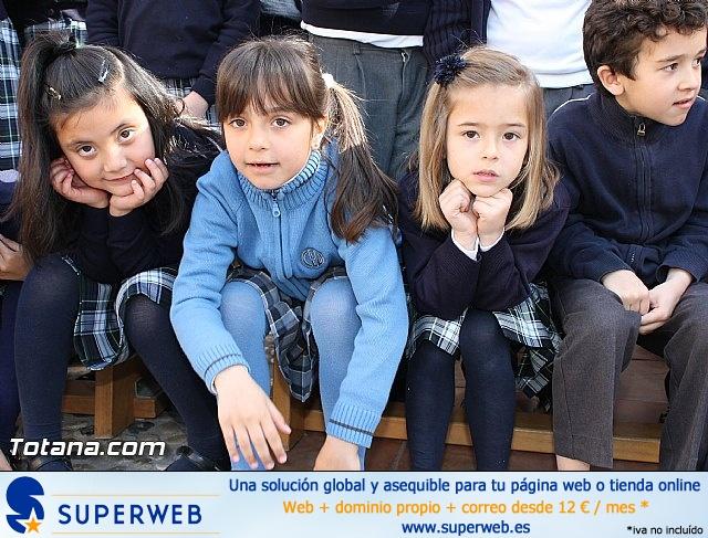 Procesión infantil Colegio la Milagrosa - Semana Santa 2013 - 36